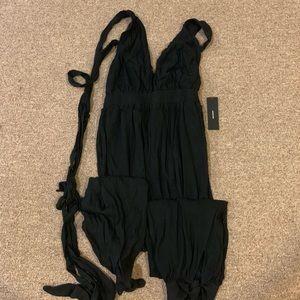 NWT ‼️ Black jumpsuit